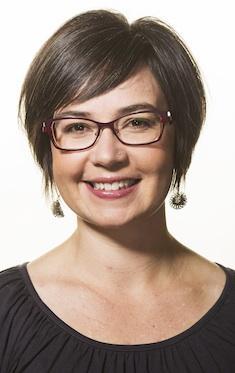 Miriah Meyer, assistant professor at the School of Computing of the University of Utah